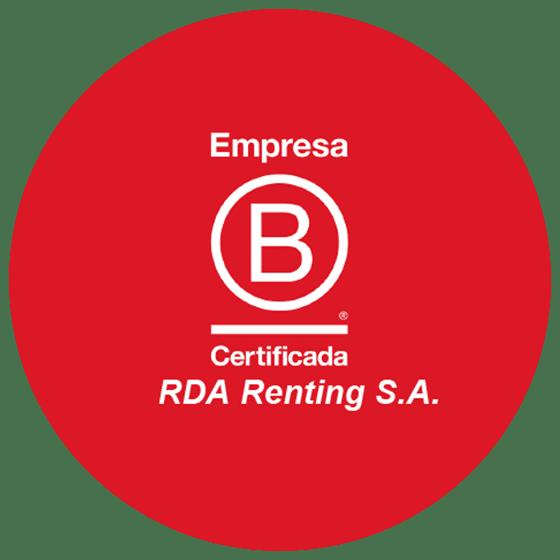 RDA Empresa B Certificada