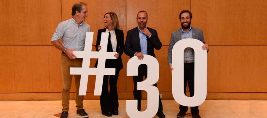 Fuimos Premiados Por Forbes Como #30PromesasSummit