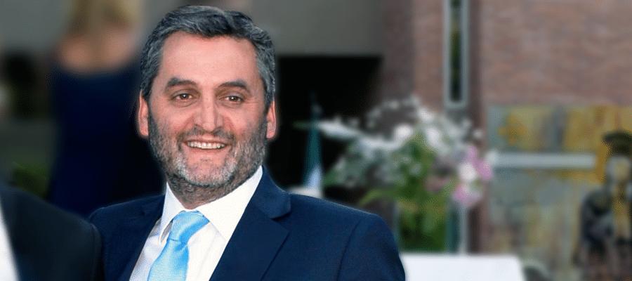 Juan Pablo Alvarado Es Nuevo CEO De RDA Renting