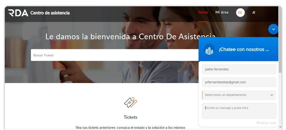 Centro de Asistencia