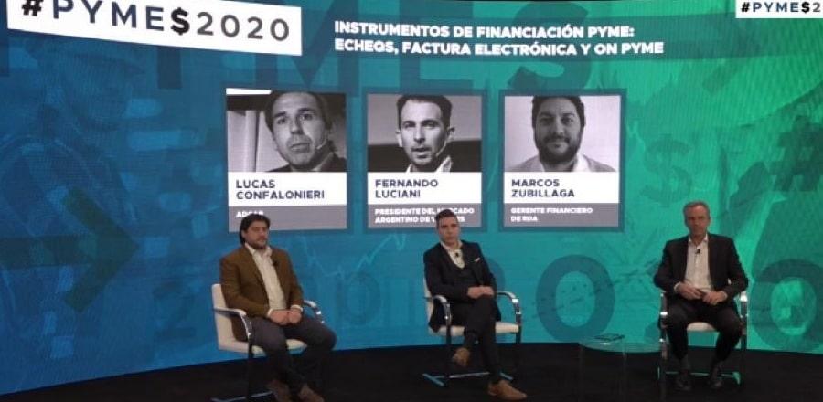 Participamos Del Evento PyMEs 2020