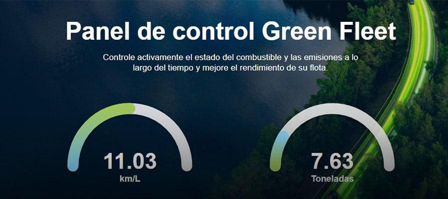 Green Fleet: Promover La Sostenibilidad De La Flota Con Telematics